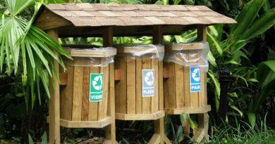 idée d'objets recyclés