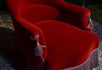 Le confort d'un fauteuil crapaud